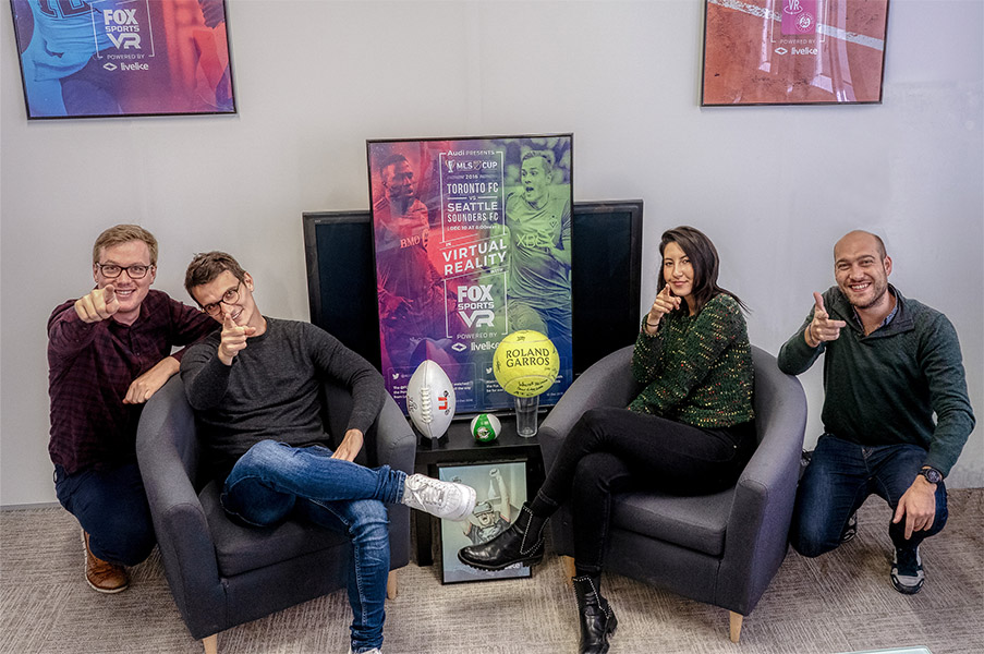 Fox Sports, LiveLike Kick Off 'Social Virtual Reality' at CONCACAF Gold Cup
