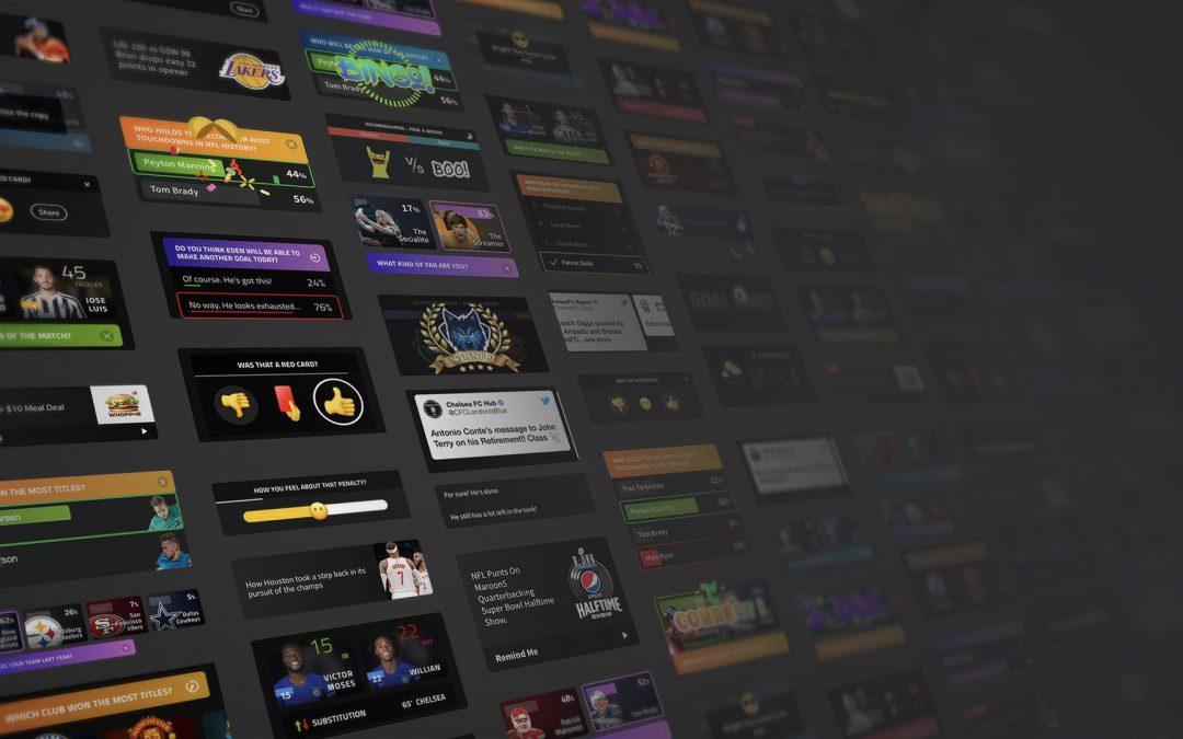 LiveLike Features #1: Interactive Widgtes