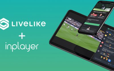 LiveLike & InPlayer Team Up to Drive New Fan Engagement and Revenue Opportunities for Live Sports and Entertainment