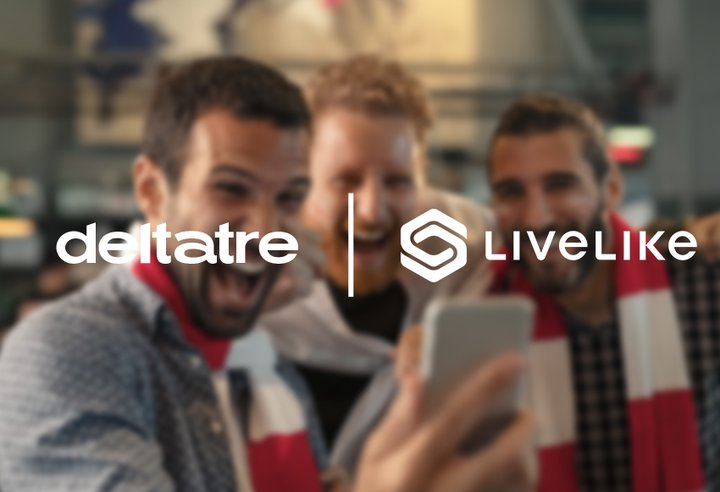 Deltatre launches new fan engagement functionality in OTT video player